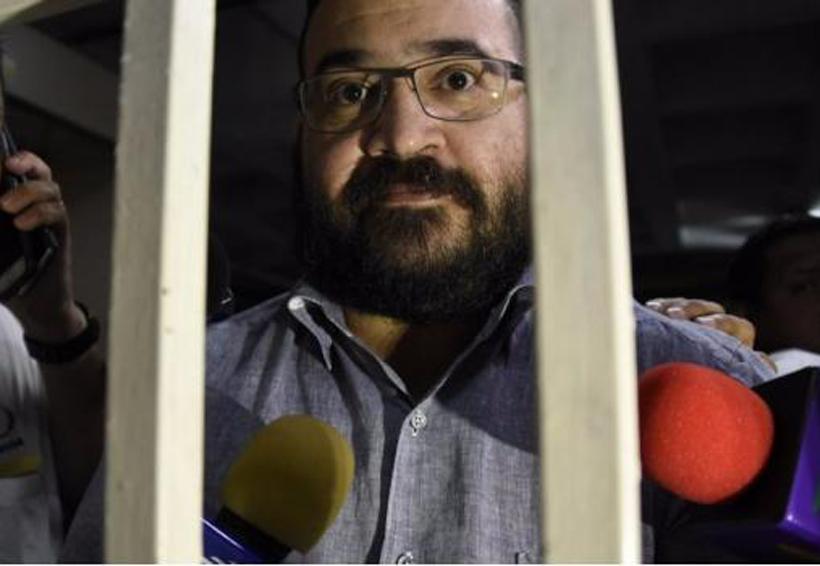 Javier Duarte será extraditado el lunes, confirma Guatemala | El Imparcial de Oaxaca