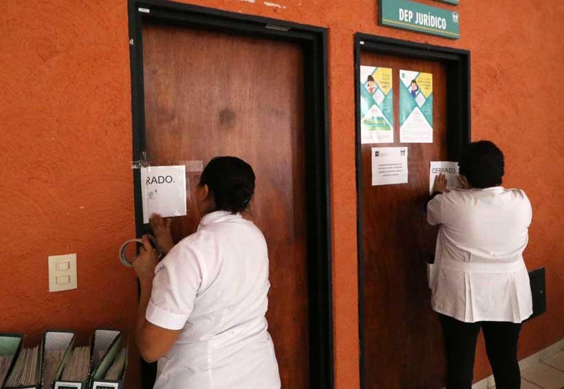 Enfrenta sector salud pasivos por 5,200 mdp | El Imparcial de Oaxaca