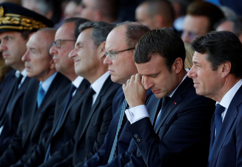 Macron rinde homenaje a víctimas de Niza | El Imparcial de Oaxaca