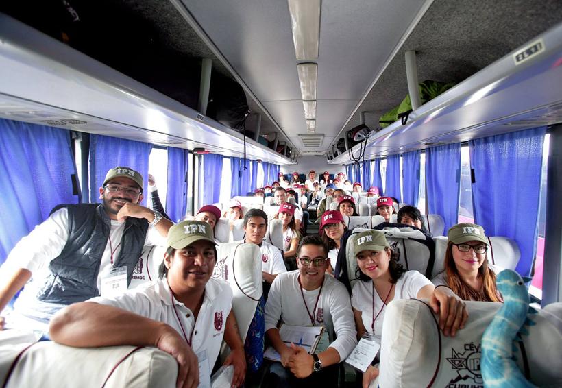 Concluyen brigadas de servicio social del IPN en Oaxaca | El Imparcial de Oaxaca
