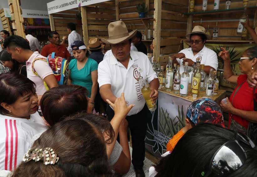 XX Feria del Mezcal, ni tan buen negocio | El Imparcial de Oaxaca
