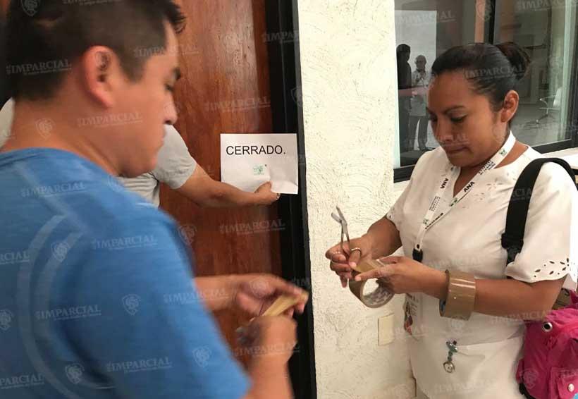 Trabajadores del Hospital de la Niñez inician paro de labores   El Imparcial de Oaxaca