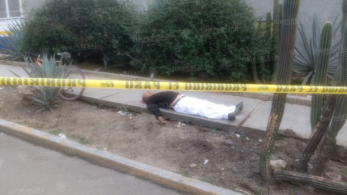 Hombre muere en vía pública de la colonia Reforma en Oaxaca   El Imparcial de Oaxaca