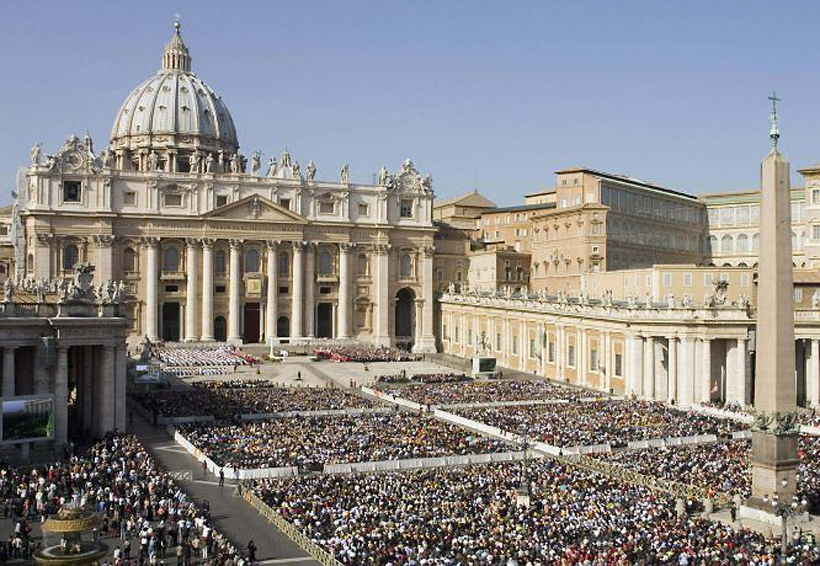 Juicio en el Vaticano por desvío de fondos inicia con gran atención mediática | El Imparcial de Oaxaca