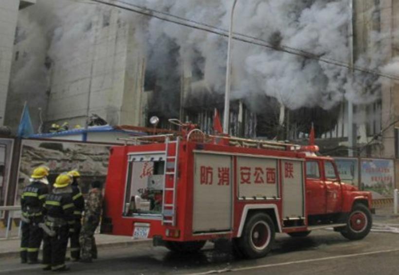 Incendio deja 22 muertos en el este de China | El Imparcial de Oaxaca