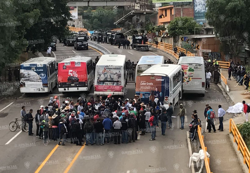 S-22 prepara boicot a la Guelaguetza   El Imparcial de Oaxaca