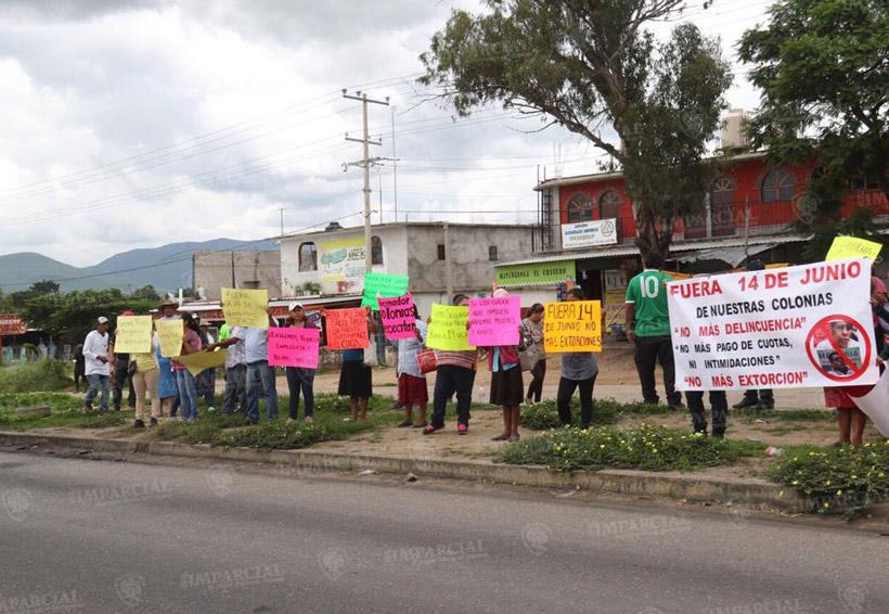 Colonos de la Agencia Vicente Guerrero insisten en pedir cárcel para Don Panchito | El Imparcial de Oaxaca