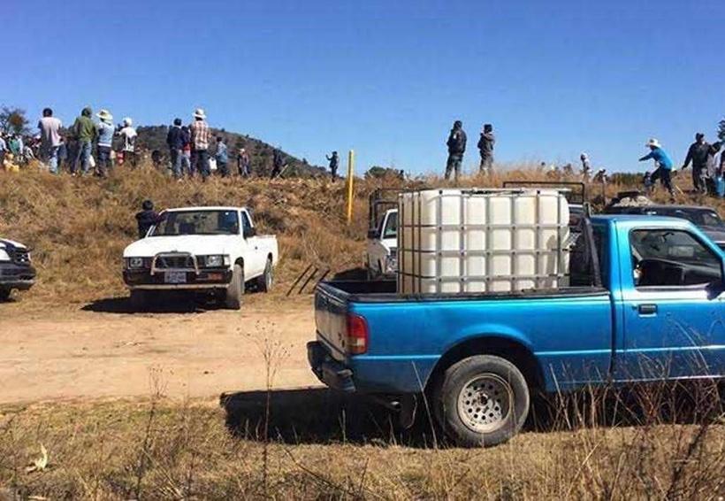 Se incrementa robo de camiones y trailers por 'huachicoleros' | El Imparcial de Oaxaca