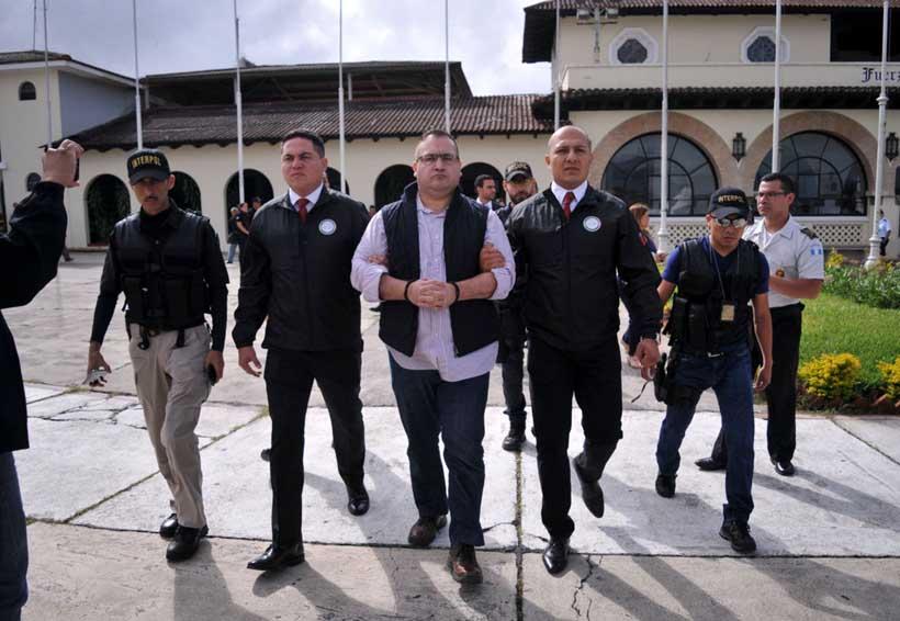 Javier Duarte se queda en el Reclusorio Norte; recibe prisión preventiva | El Imparcial de Oaxaca