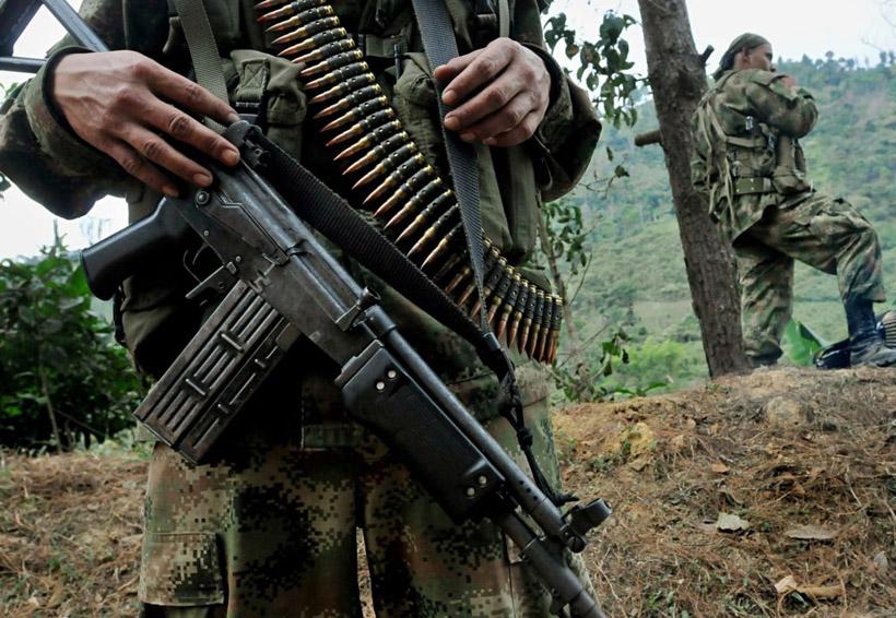 Territorios dejados por FARC son ocupados por bandas de narcotraficantes | El Imparcial de Oaxaca