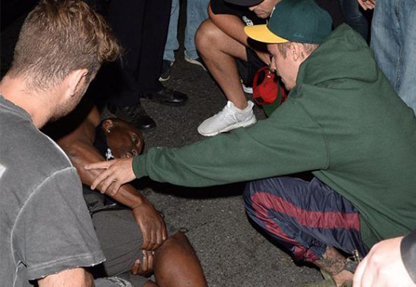 Justin Bieber atropella a paparazzo en Beverly Hills | El Imparcial de Oaxaca
