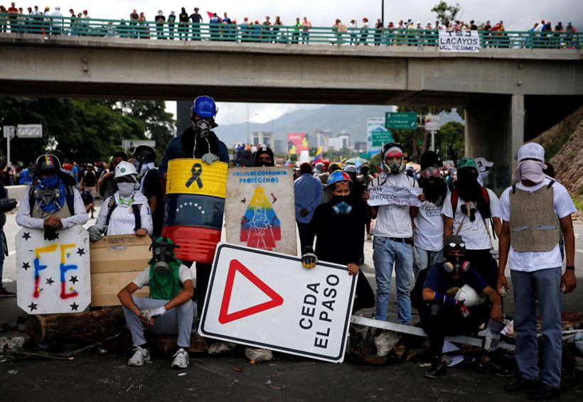 Aumenta a 86 las víctimas fatales por protestas en Venezuela | El Imparcial de Oaxaca