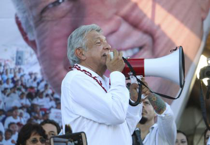 AMLO, con ligera ventaja de cara a 2018 | El Imparcial de Oaxaca