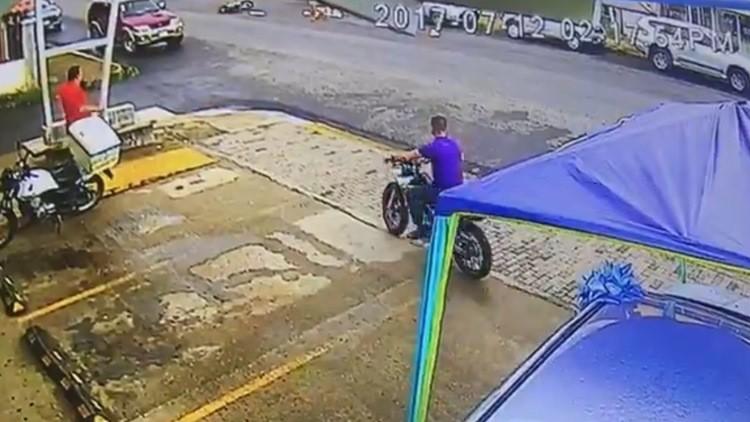Muere atropellado por un motorista que hacía el caballito | El Imparcial de Oaxaca