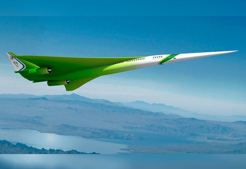 Vuelven los viajes supersónicos: El nuevo Concorde surcará los cielos | El Imparcial de Oaxaca