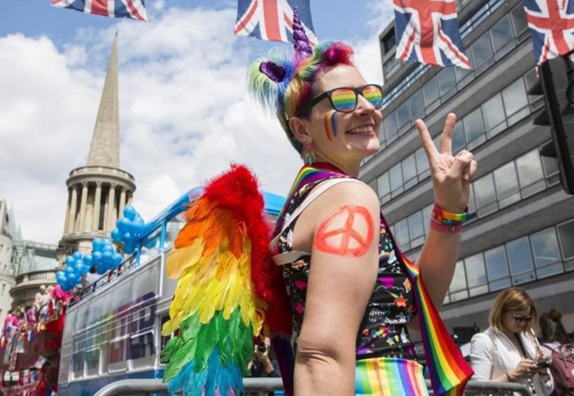 Marcha del orgullo gay reúne a miles de personas en Londres | El Imparcial de Oaxaca