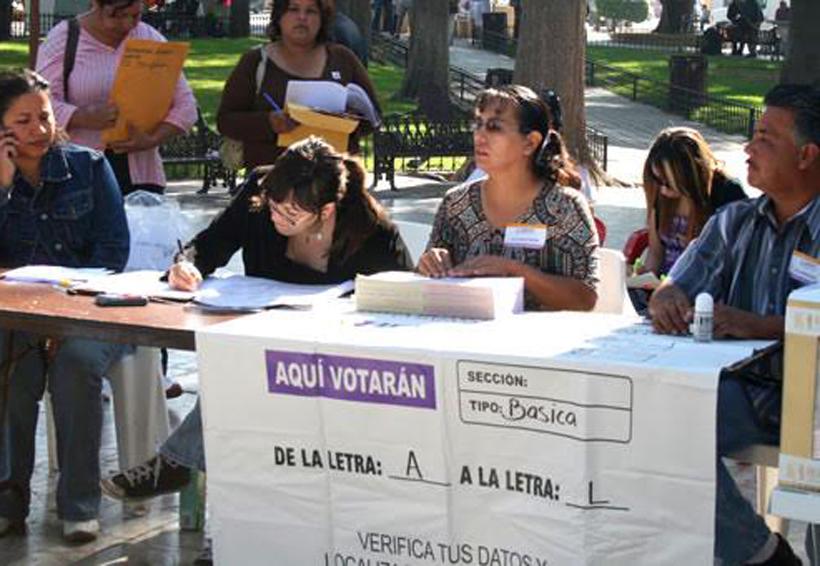 Más de un millón de mexicanos serán funcionarios de casilla en las elecciones de 2018 | El Imparcial de Oaxaca