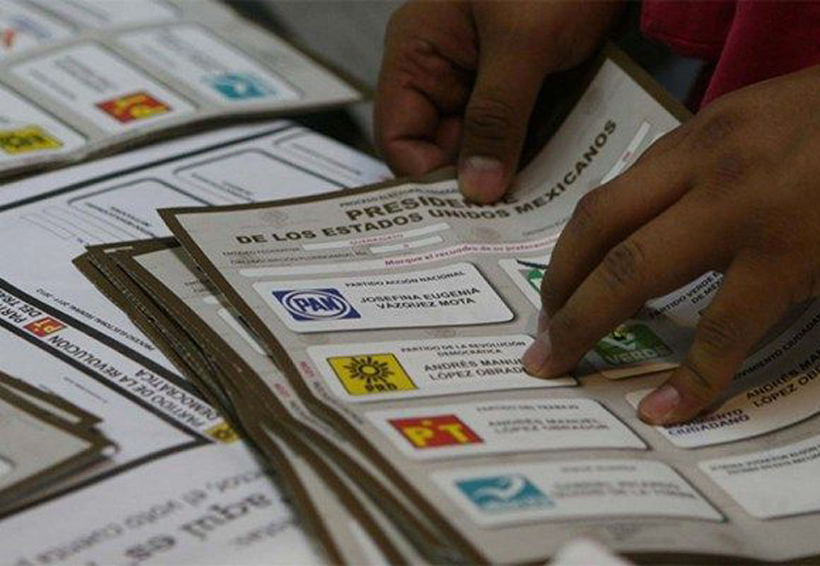 Partidos y candidatos gastaron 796.2 mdp en campañas para elección del 4 de junio: INE | El Imparcial de Oaxaca