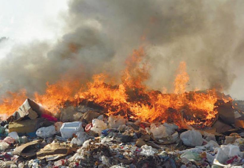 Quema basura casi la mitad  de la población oaxaqueña | El Imparcial de Oaxaca