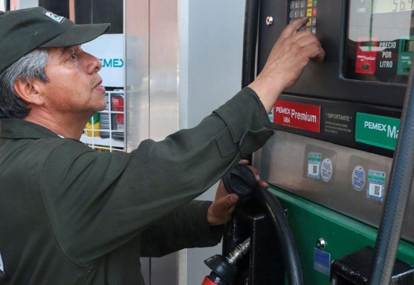 Precios de gasolina y diésel aumentan un centavo este fin de semana | El Imparcial de Oaxaca