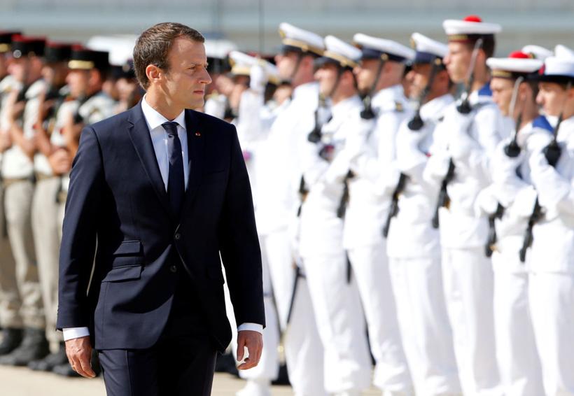 Francia anuncia aumento de gasto militar | El Imparcial de Oaxaca