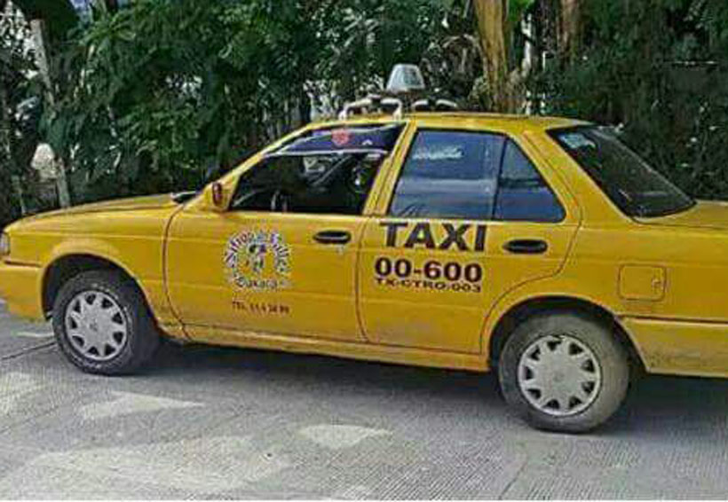 Exhiben a taxista de Oaxaca por ataque sexual | El Imparcial de Oaxaca