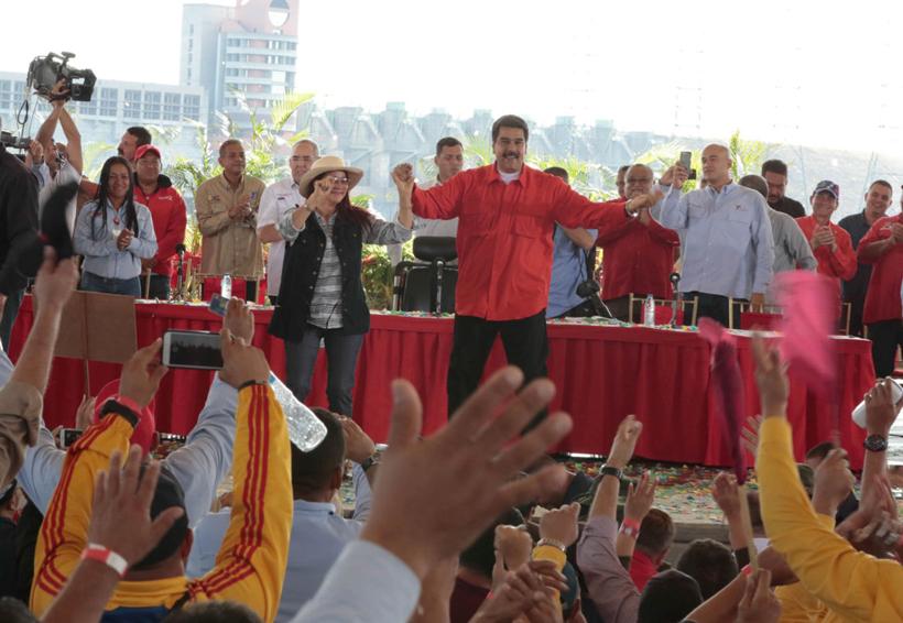 Maduro ordena a trabajadores públicos votar en elección del Constituyente | El Imparcial de Oaxaca
