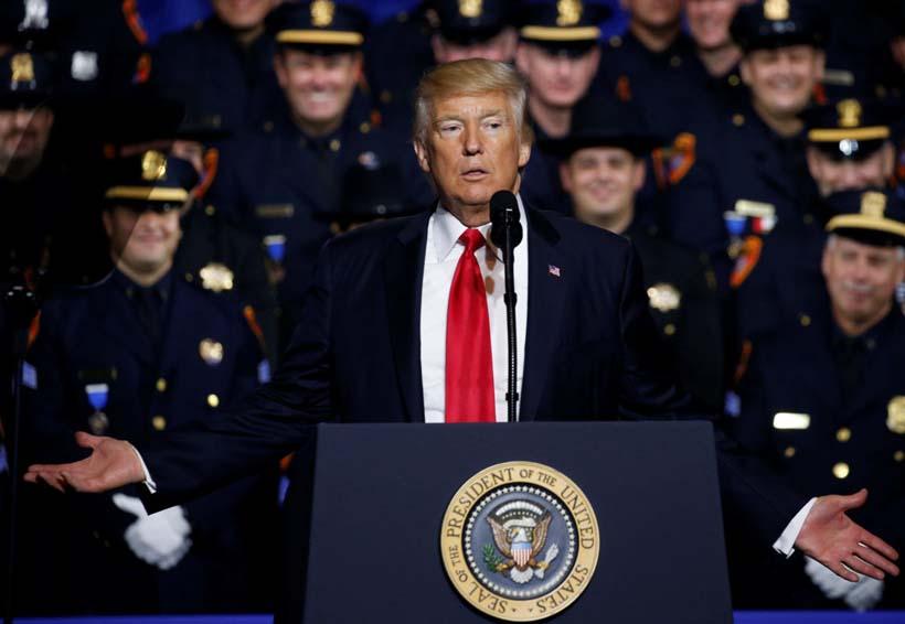 Prevé Trump firmar proyecto de ley que endurece las sanciones a Rusia: Casa Blanca   El Imparcial de Oaxaca