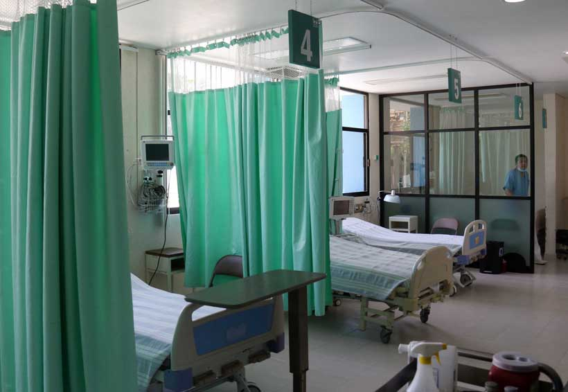 Reportan avances en Hospital de la Niñez Oaxaqueña | El Imparcial de Oaxaca