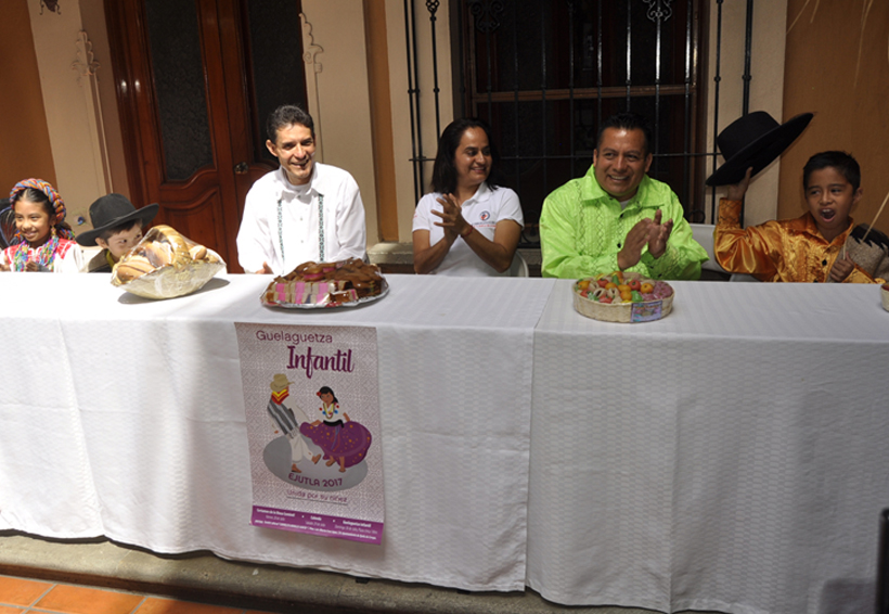 Lista séptima Guelaguetza  infantil en Ejutla de Crespo   El Imparcial de Oaxaca