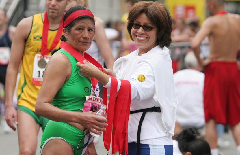 Confirma oaxaqueña asistencia al Maratón de Harford | El Imparcial de Oaxaca