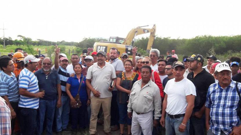 Arranca construcción de Soriana en Salina Cruz.   El Imparcial de Oaxaca