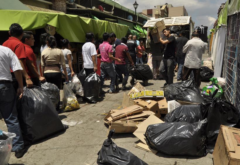 Acuerdan retirar bloqueo del basurero en Zaachila | El Imparcial de Oaxaca