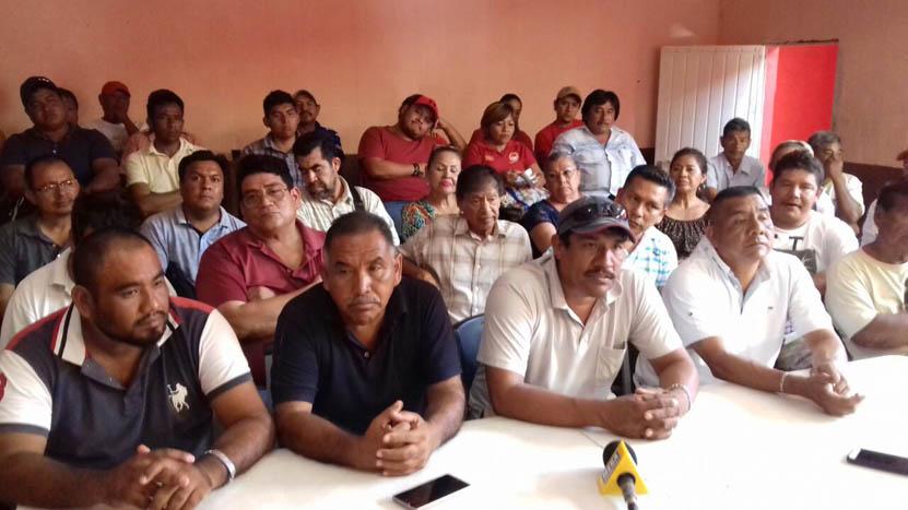 Cierran filas cetemistas para abrir  las puertas a las inversiones en Salina Cruz   El Imparcial de Oaxaca