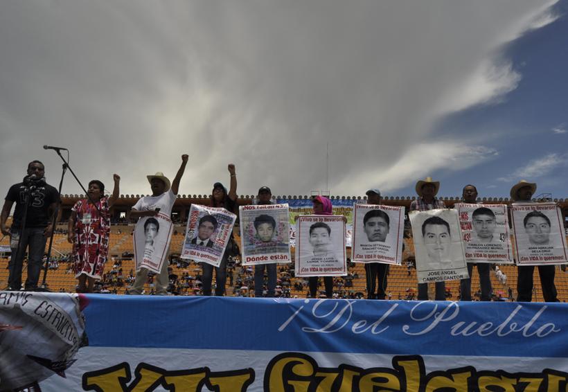 Alistan protestas por Ayotzinapa y Nochixtlán | El Imparcial de Oaxaca