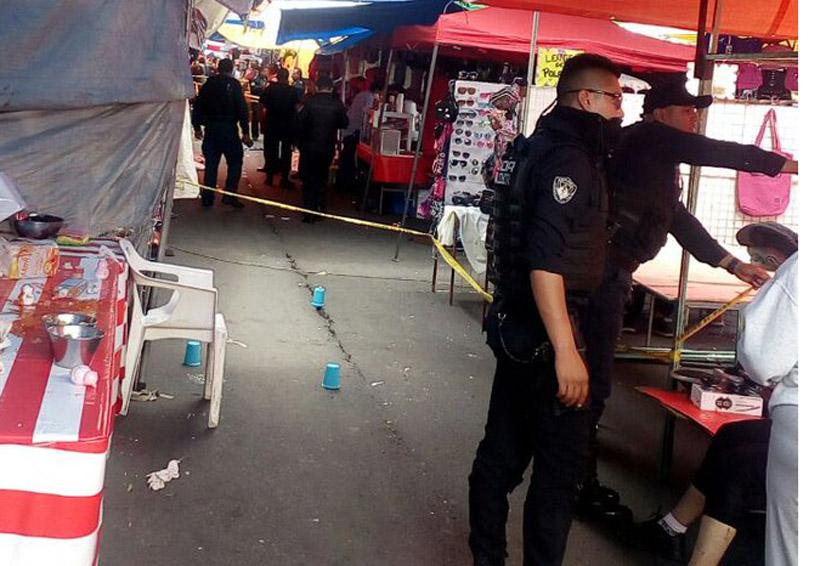 Balacera en tianguis de Iztapalapa deja 2 muertos y al menos 10 heridos | El Imparcial de Oaxaca