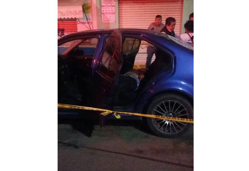 Asesinan a profesor por oponerse a un asalto en Oaxaca | El Imparcial de Oaxaca