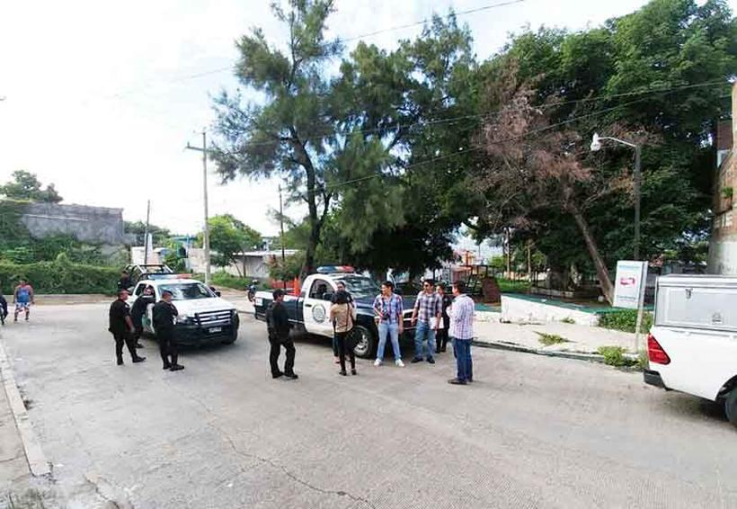 Encuentran a hombre muerto en el parque | El Imparcial de Oaxaca