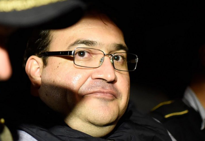 Hunde a Javier Duarte su ex jefe de policía | El Imparcial de Oaxaca