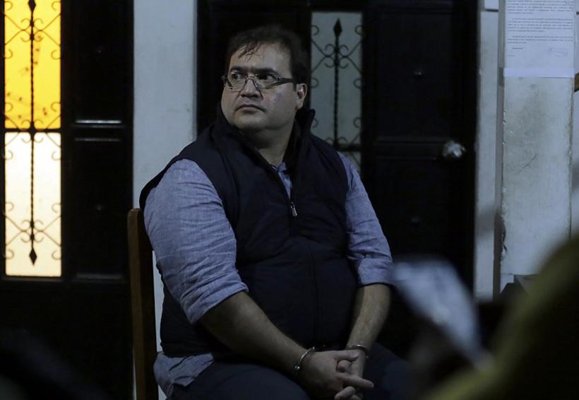 PGR cuenta con 19 pruebas contra Javier Duarte | El Imparcial de Oaxaca