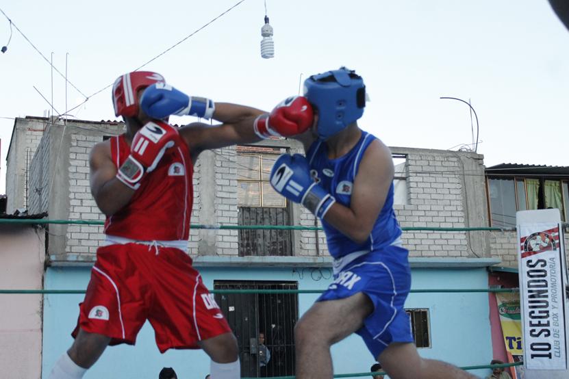 Sábados de boxeo en Santa Lucía | El Imparcial de Oaxaca