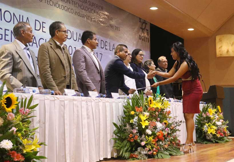 Egresan 235 estudiantes del CBTIS  263, de San Agustín de las Juntas   El Imparcial de Oaxaca