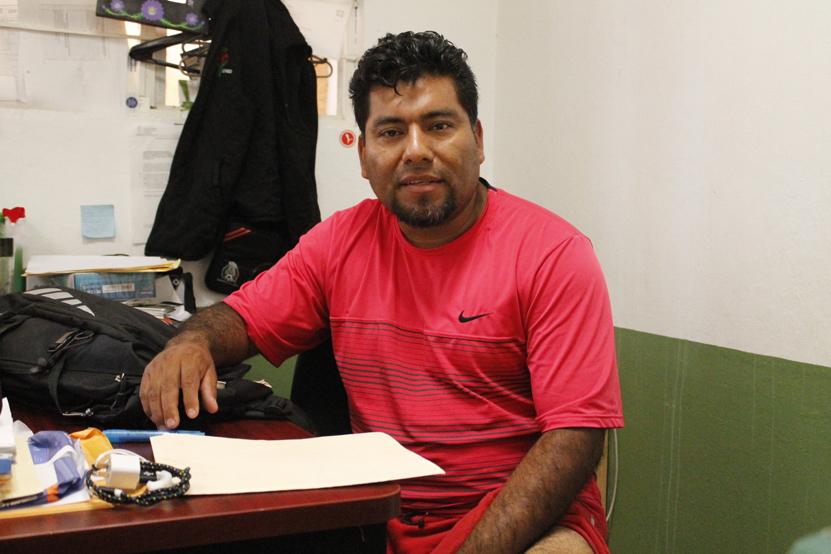 López Zarabia levanta  la voz contra el IMSS | El Imparcial de Oaxaca
