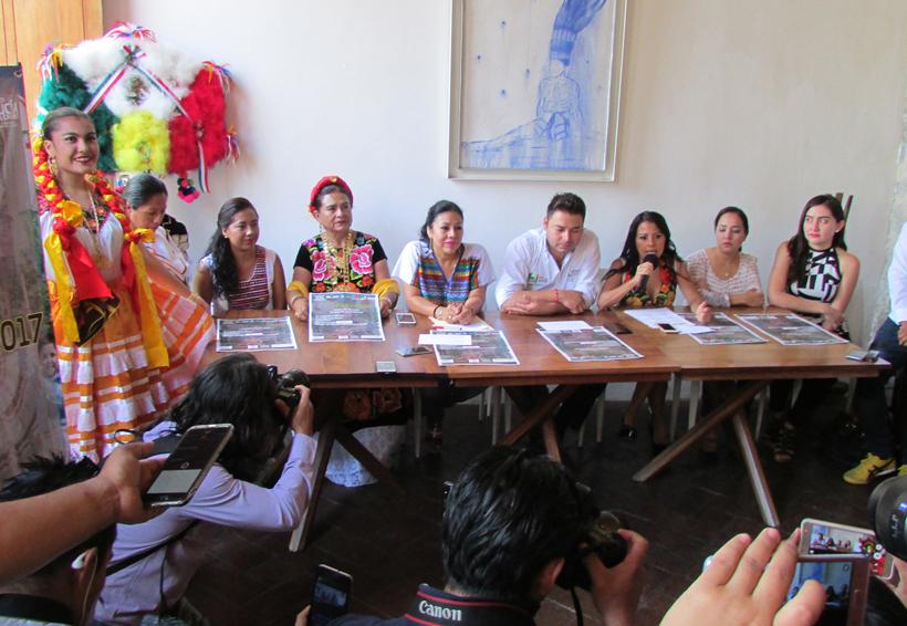Anuncian Guelaguetza Tradicional 2017, en la Ciudad de las Canteras | El Imparcial de Oaxaca