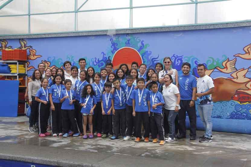 Todo un éxito el Tercer Torneo Infantil de Natación Inlusa | El Imparcial de Oaxaca