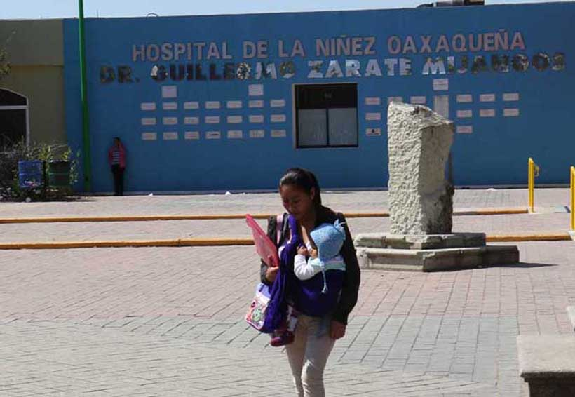Dan 'mejoralito' al Hospital de la Niñez Oaxaqueña | El Imparcial de Oaxaca