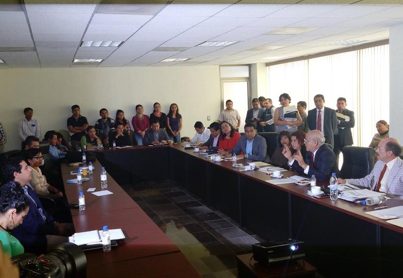 Chocan auditor y legisladores en Oaxaca | El Imparcial de Oaxaca