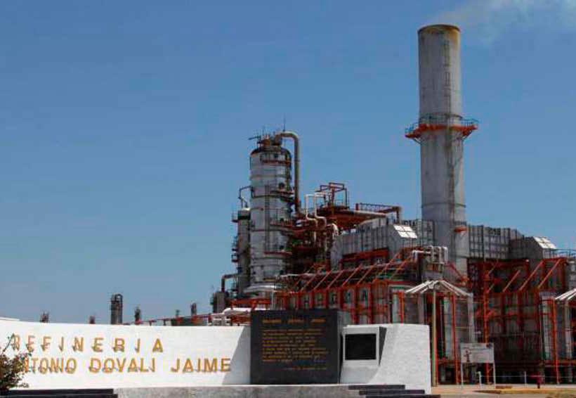 Reinicia operaciones refinería Antonio Dovalí   El Imparcial de Oaxaca