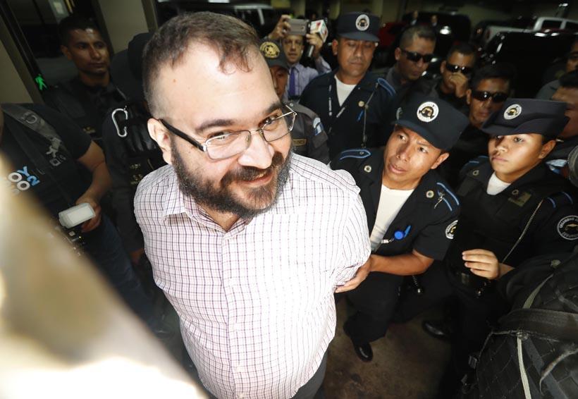 Javier Duarte acepta ser extraditado a México   El Imparcial de Oaxaca