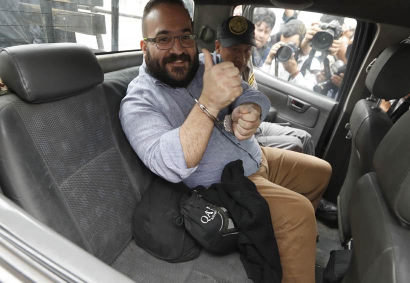 PGR busca evitar cualquier violación al debido proceso de Duarte | El Imparcial de Oaxaca
